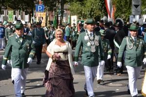 Bundesschützenfest Heinsberg 10.09.2017