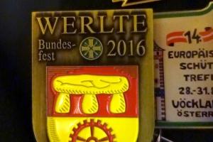 Bundesschützenfest  Werlte11.09.2016