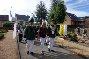 Fronleichnam Prozession 11.06.2017