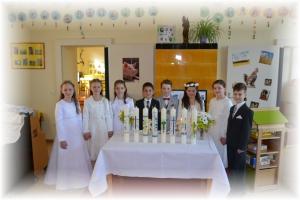 Kinderkommunion 22.04.2018