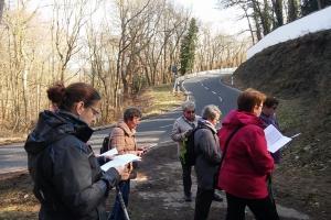 Kreuzweg Frauengemeinschaft in Mariawald 25.03.2018