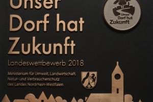 """Preisverleihung 26. Landeswettbewerb """"Unser Dorf hat Zukunft"""" in Heinsberg"""