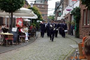 Schützenfest Nideggen 24.06.2018