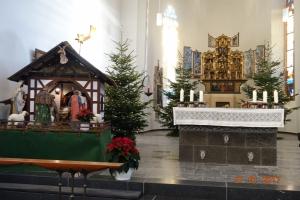 Sebastianustag Messe und Versammlung 21.01.2017